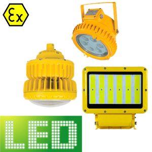 LED ضد انفجار
